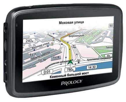 Автомобильный навигатор Prology iMap-406AB