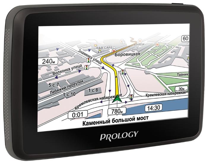 Автомобильный навигатор Prology iMap 400M