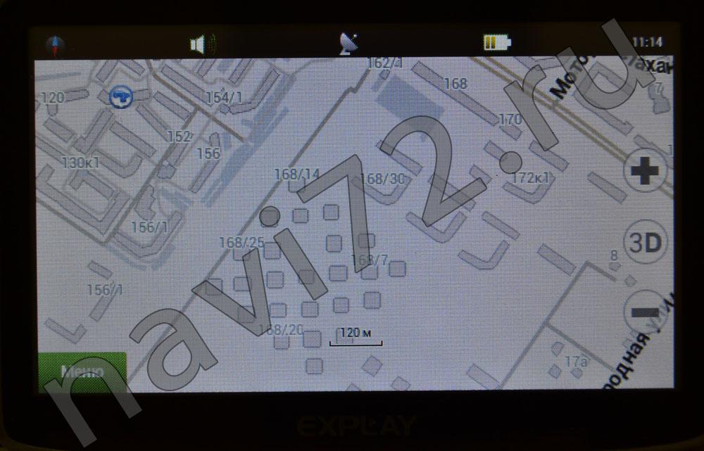 Официальная карта Навител 2014 Q1 Тюмень Широтная